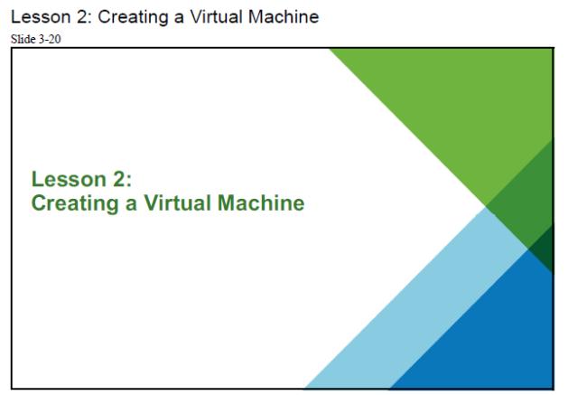 creating a virtual machine |server virtualization |virtualization | vmware | esxi host | vsphere