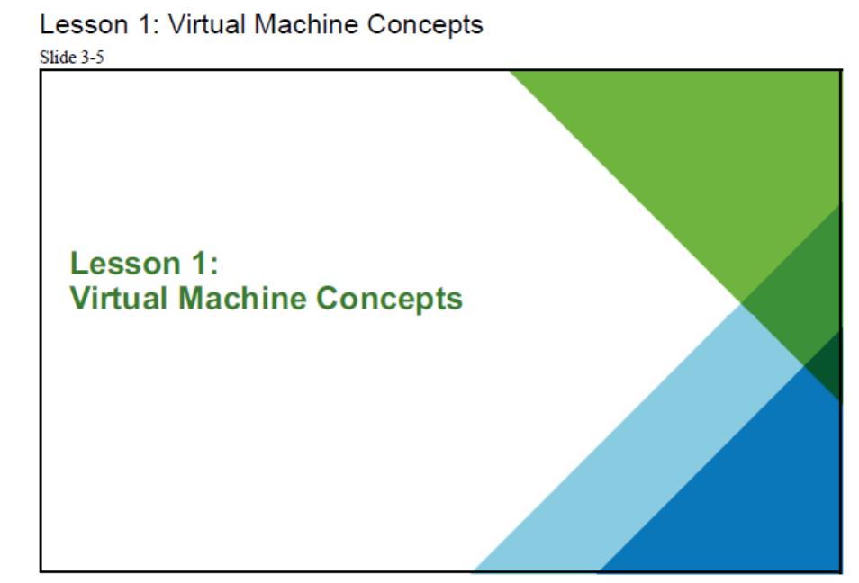 virtual machine concepts