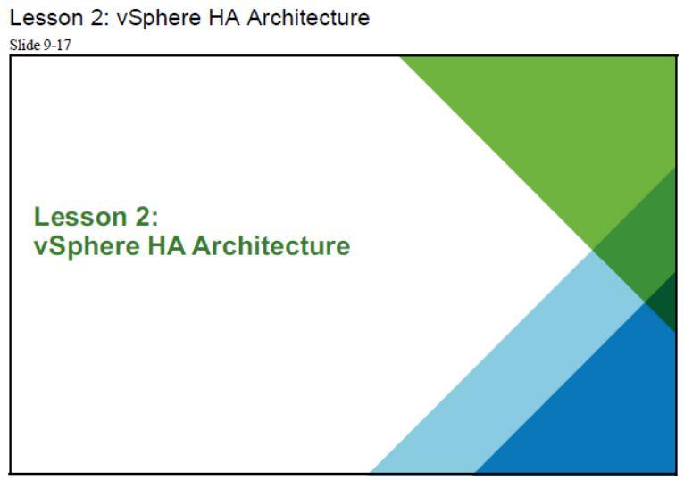 آموزش مجازی سازی سرور   مجازی سازی   مجازی سازی سرور   آموزش مجازی سازی   vsphere ha architecture
