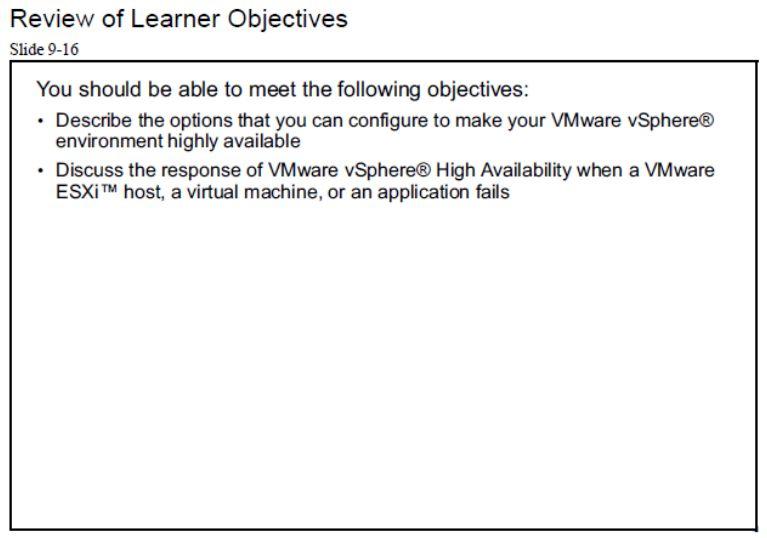 آموزش مجازی سازی سرور | مجازی سازی | مجازی سازی سرور | آموزش مجازی سازی | learner vsphere ha and ft