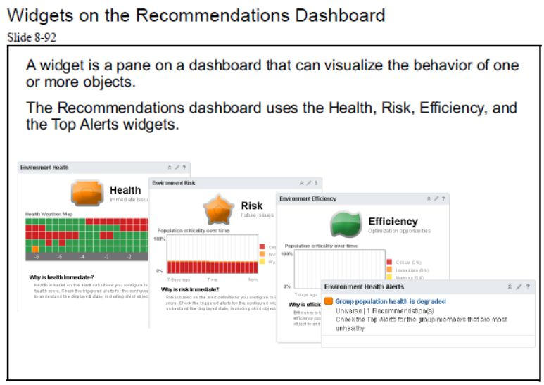 آموزش مجازی سازی سرور   مجازی سازی   مجازی سازی سرور   آموزش مجازی سازی   widgets on the recommendations dashboard