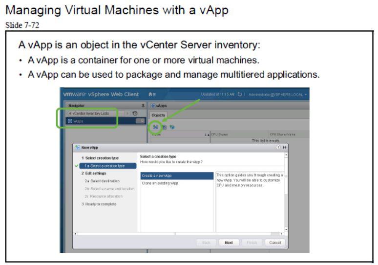 آموزش مجازی سازی سرور   مجازی سازی   مجازی سازی سرور   آموزش مجازی سازی   managing virtual machines with a vapp