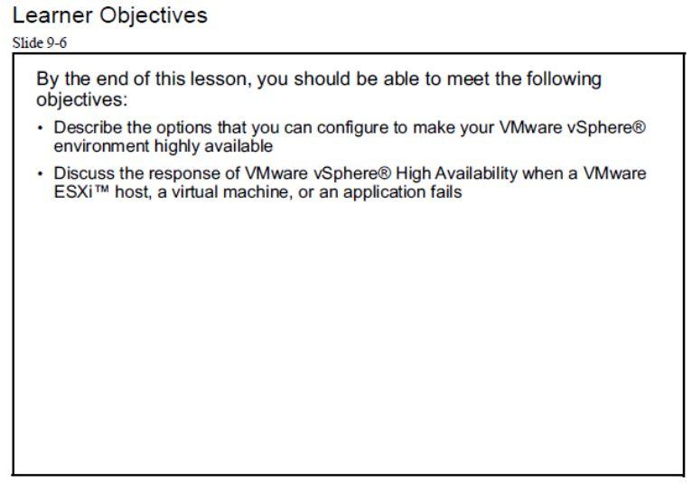 آموزش مجازی سازی سرور | مجازی سازی | مجازی سازی سرور | آموزش مجازی سازی | learner object in ha and ft virtualization