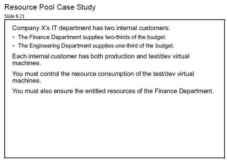 آموزش مجازی سازی سرور | مجازی سازی | مجازی سازی سرور | آموزش مجازی سازی | resource pool case study